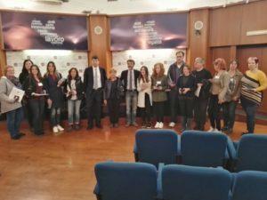 Aggiornamenti Progetto Erasmus:  Il liceo Pasteur alla Regione Lazio
