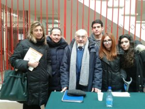 Incontro con Piero Terracina